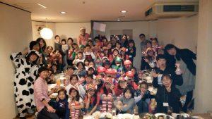 クリスマス運動会